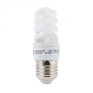 Крушка-Спирала, Топла светлина / Неутрална светлина* 8 W