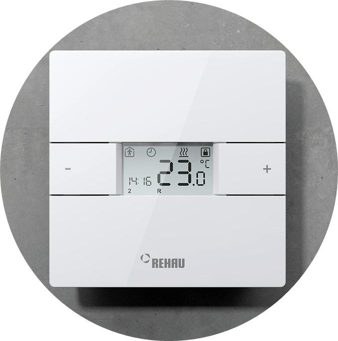 Стаен Термостат NEA H (230V)
