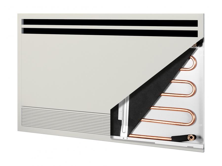 Вентилаторен конвектор за вграждане инвертор SLIR 200