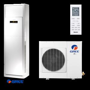 Инверторен колонен климатик GREE GVH24AM-K6DNC7A WIFI