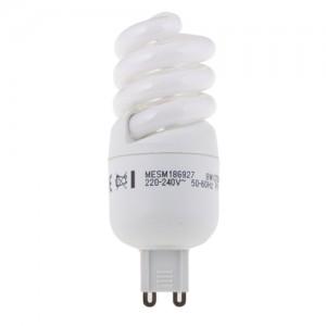 Крушка-Спирала, Топла светлина 8 W
