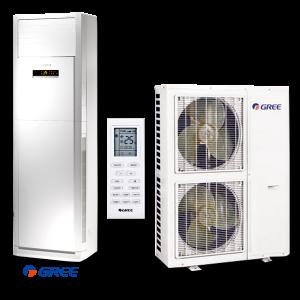Инверторен колонен климатик GREE  GVH48AL-K6DNC7A WIFI (1 ph)